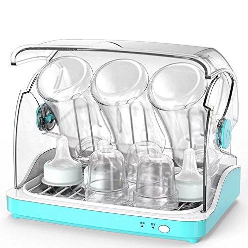 HAIT Sterilisator-Flaschen-Schalen, Die Kleine Tragbare Mini-Desinfektions-Kabinett-Reinigung Trocknen (Mini-sterilisator)