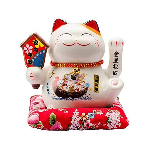 Material: cerámica, plástico   Tamaño: L16 * W14 * H16cm   Peso: 0.8kg