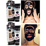 FaceTech Charcoal Mask Pack of 2 (240 Gm)