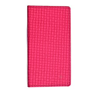 StylE ViSioN PU Leather Flip Cover For Sony Xperia M5