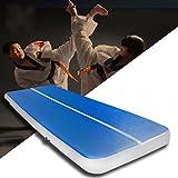 Faway aufblasbar Gymnastikmatte Air Tumbling Track Cheerleading Pad Sport schutzausrüstungen 400x 100x 20cm (4)
