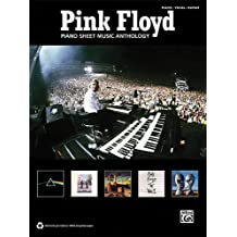 Pink Floyd Piano Sheet Music Anthology: Piano/Vocal/guitar