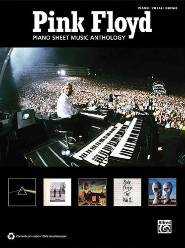 Pink Floyd: Piano Sheet Music Anthology: Piano/Vocal/Guitar