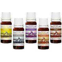 Neuston Healthcare Top5 ätherische Öle - 100% naturrein 5×10 ml preisvergleich bei billige-tabletten.eu