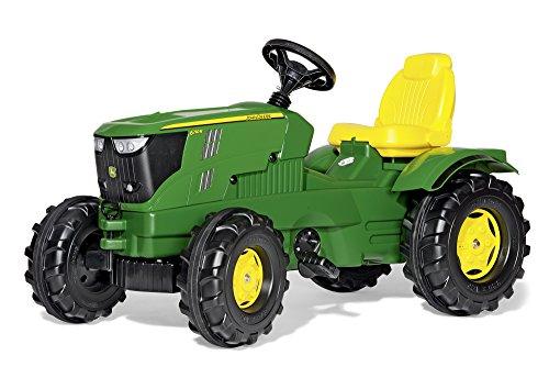 Rolly Toys - 60 106 6 - Tracteur À Pédales - Rollyfarmtrac John Deere 6210 R 0736126783779
