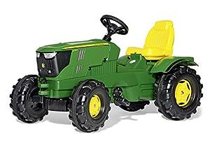 Rolly Toys 60 106 6 Rollyfarmtrac John Deere 6210 R - Tractor a pedales