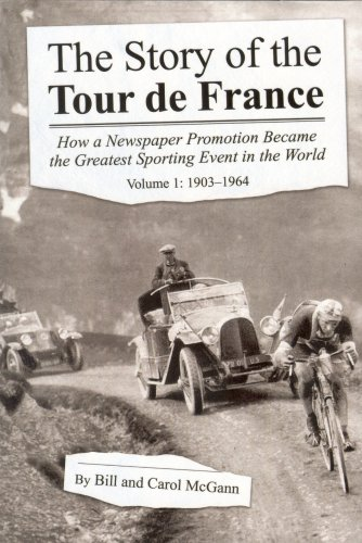 The Story of the Tour de France Volume 1: 1903 - 1964 (English Edition)