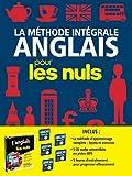 La méthode intégrale Anglais pour les Nuls - 5 CD + 1 livre