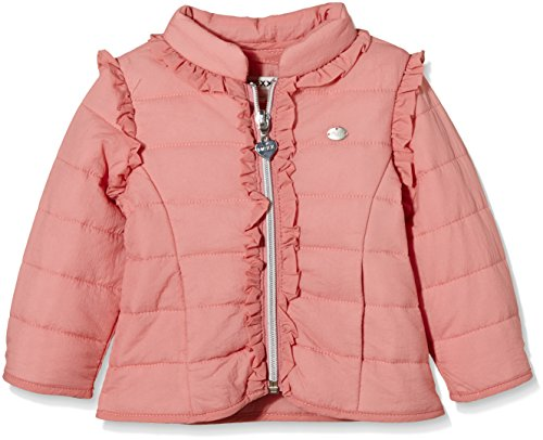 Mexx MX3020195 Baby Girls Jacket-Giacca Bimbo 0-24    Orange (Brandied Apricot 650) 3 mesi