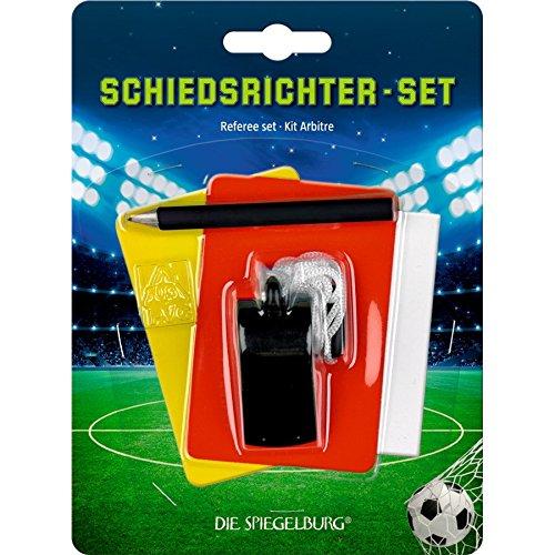 Preisvergleich Produktbild Spiegelburg Schiedsrichter Set, Modell # 12065