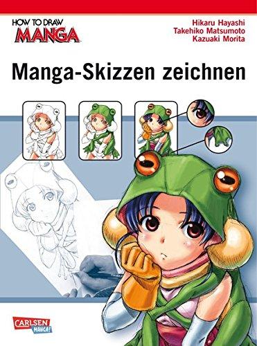 Manga-Skizzen zeichnen (How To Draw Manga)