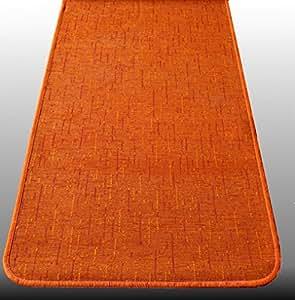 CASA TESSILE Rain tappeto passatoia cm 53X120 - GIALLO