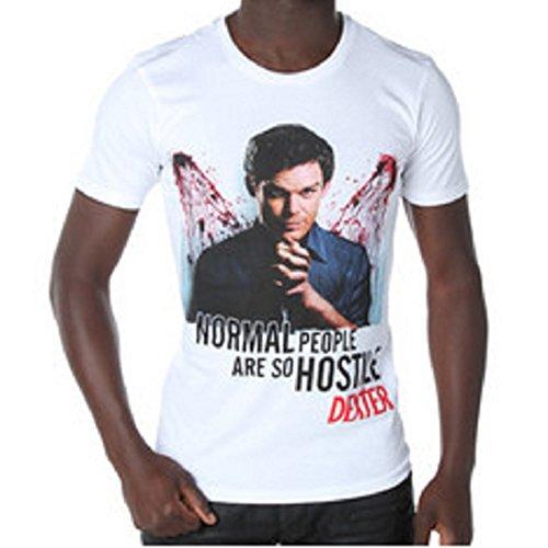 T-shirt dexter multicolore medium