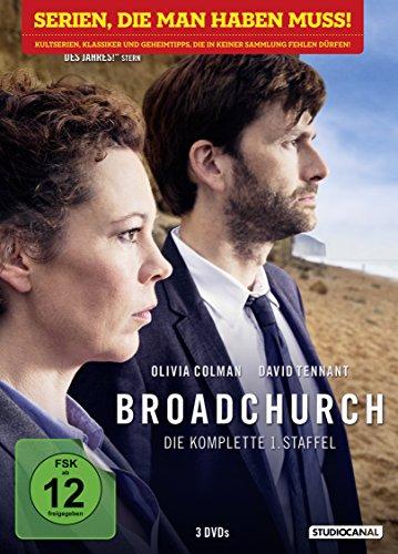 Bild von Broadchurch - Die komplette 1. Staffel [3 DVDs]
