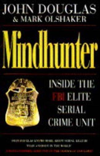 Mindhunter. by John and Mark Olshaker. Douglas (1996-07-30)
