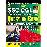 Kiran Ssc Cgl Question Bank Solved Paper 1999-2020(English Medium)(3096)