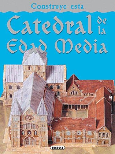 Construye esta catedral de la edad media (Construcciones Recortables)