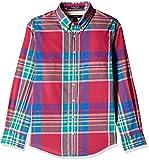 Gant Boys' Shirt (GBSFF0028_Multicolor_L...