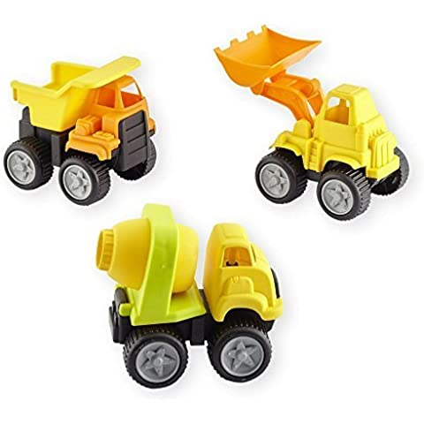 Bruin Mini Construction Truck - Colors/Styles vary by Bruin