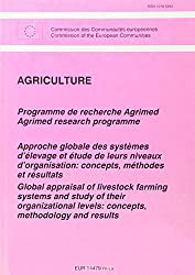Global Appraisal of Livestock Farming Systems and Study of Their Organizational Levels: Concepts, Methodology and Results; Proceedings of a Symposium ... Cirad-Iemvt; Toulouse, France, 7 July 1990