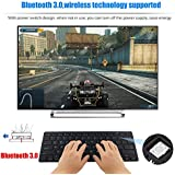 78keys PC Gaming Bluetooth Keyboard For IOS For Windows For Andriod System