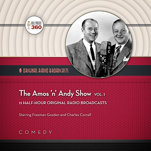 The Amos 'n' Andy Show, Vol. 2  Audiolibri