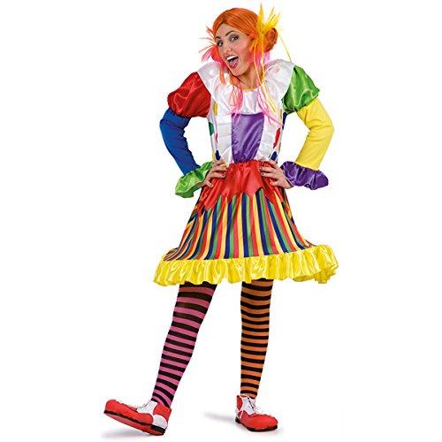 Costume da donna Clown Pallotta