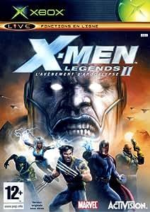 X Men Legend 2 - Rise of Apocalypse