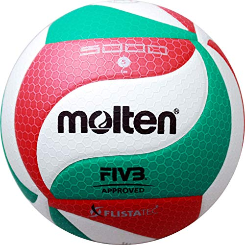 Zoom IMG-2 molten v5m5000 pallone da pallavolo
