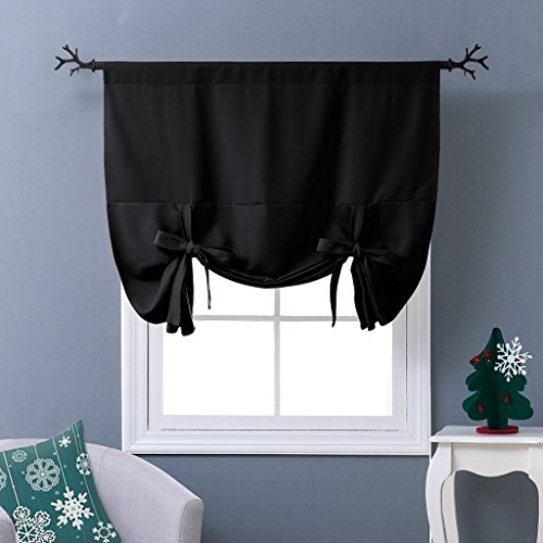 ponydance-home-fashion-premium-rod-pocket-thermal-insulated-blackout-tie-up-curtain-panels-for-kitch