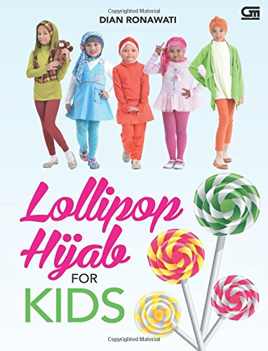 Lollypop Hijab for Kids