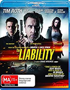 The Liability [Blu-ray]