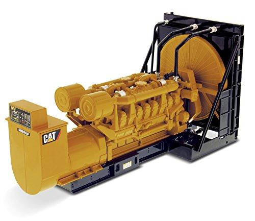 Caterpillar 3516B Paket Generator Set Core Classics Serie Fahrzeug