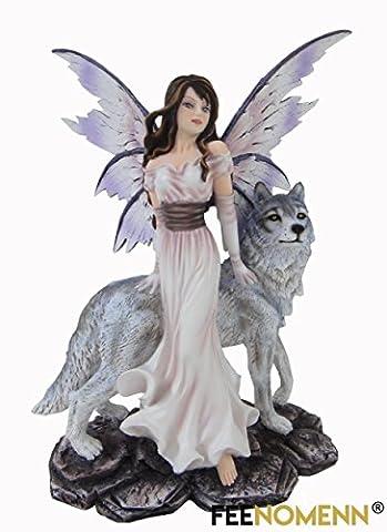 Statuette Fée Arwen (H27 x L19cm)