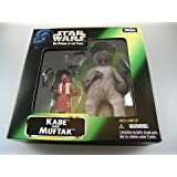 Star Wars The Power of the Force - Figura de acción - Kabe and Muftak