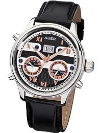 AUER Classic Collection BA-513-BlBlL Reloj Automático para hombres Clásico & sencillo