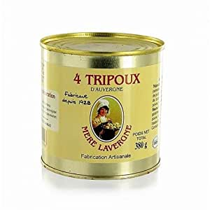 """4 """"tripoux"""" - from Auvergne"""