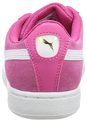 Puma Vikky Winterised, Damen Basketballschuhe Pink (carmine Rose-white)
