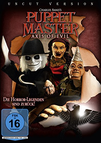Puppet Master – Axis of Evil