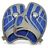 AQUA SPHERE Ergoflex Handpaddles royalblau S