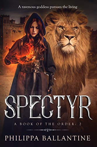 Spectyr (A Book of the Order 2) (English Edition)