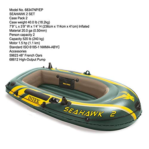 Seahawk 2 Set Lake Boat