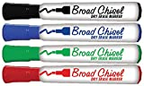 Best THE BOARD DUDES Color Markers - Board Dudes SRX Dry Erase Markers, Broad Tip Review