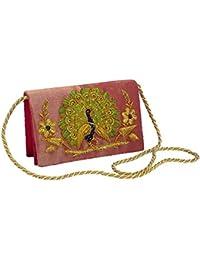 Clutch Handbag By Himalaya Handicraft | Clutch Bag | Clutch Embroidery | Clutch Sling Bag | For Girls And Women