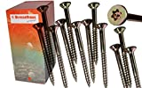 Torx Spanplattenschrauben 5,0 x 55 mm, Dresselhaus JD79, I-Stern, 200 Stk/Paket