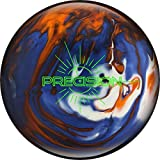 Track Precision High Performance Bowling-Ball Bowling-Kugel Hook Monster Reaktiv Pearl Größe 13 LBS