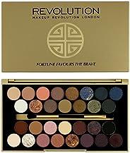Makeup Revolution Fortune Favours The Brave Palette by Makeup Revolution