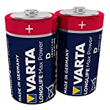 VARTA Longlife Max Power - Pilas