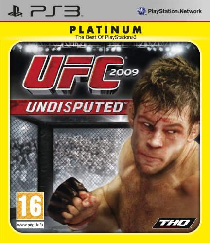 UFC 2009: Undisputed - Platinum Edition (PS3) [Importación inglesa]