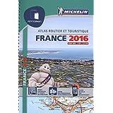 Atlas France 2016 Petit Format Michelin